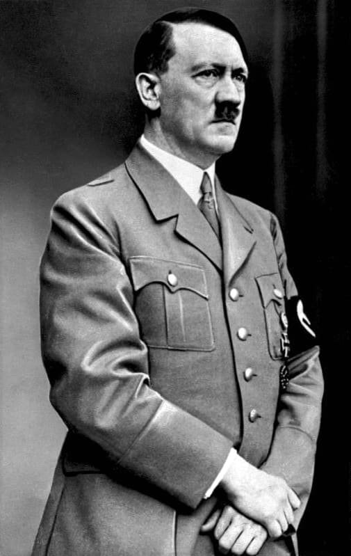 Finals days of the Third Reich