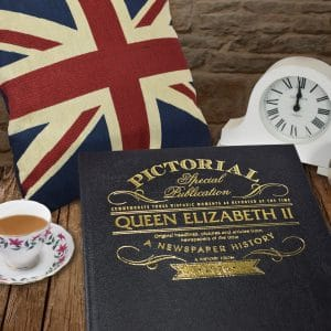 Queen Elizabeth History Book