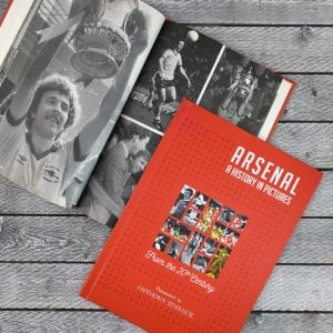 arsenal photo book
