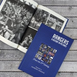 rangers photo book