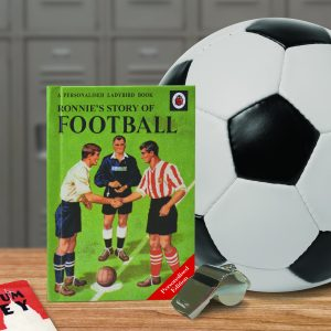 Ladybird Story of Football Book