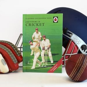 Ladybird Story of Cricket book