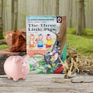 Ladybird The Three Little Pigs Book