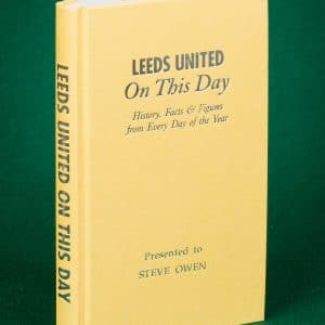 leeds united history book