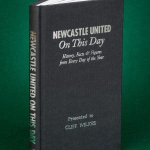 personalised newcastle book