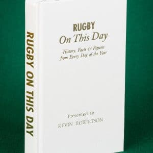 rugby union book