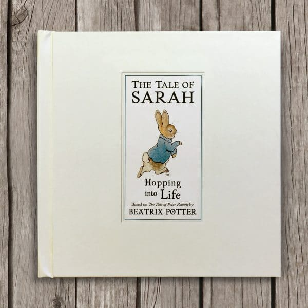 Peter Rabbit Hopping into Life Story