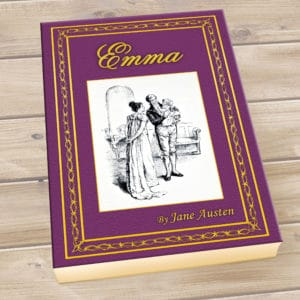 personalised emma novel