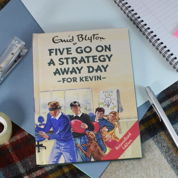 five strategy away day