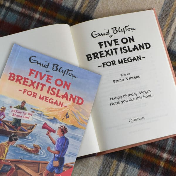five on brexit island book