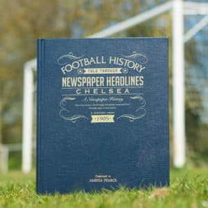 chelsea newspaper headlines book