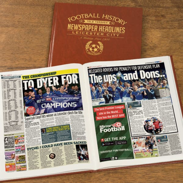 leicester city book