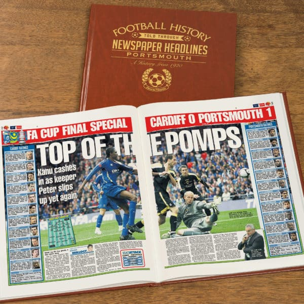 portsmouth football book
