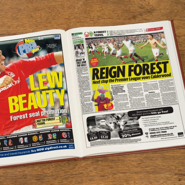 notts forest book