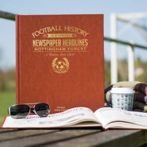 Nottingham Forest Newspaper Book