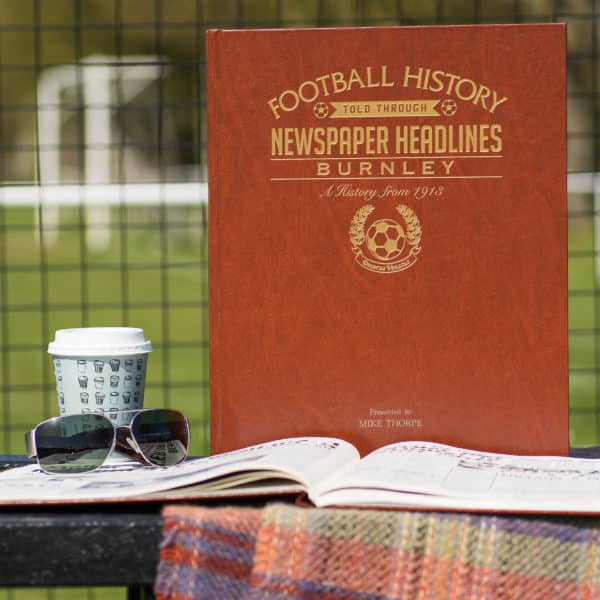 burnley history book