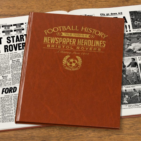 bristol rovers newspapers book