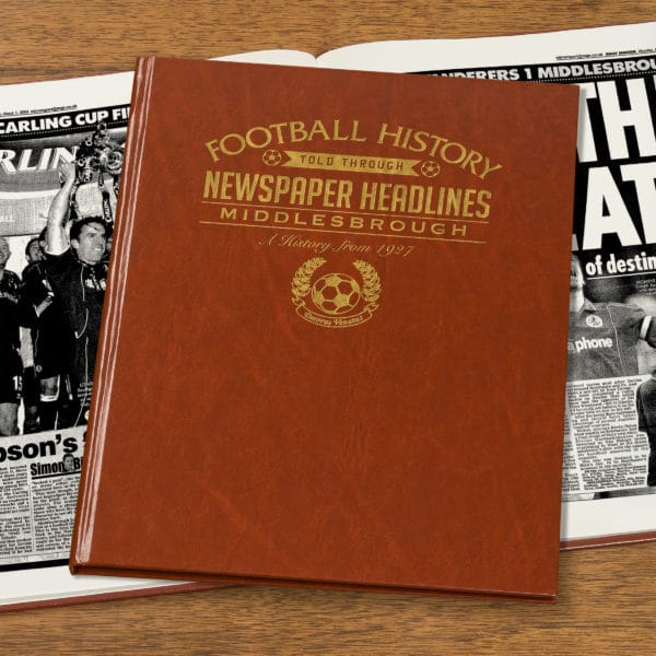 middlesbrough book