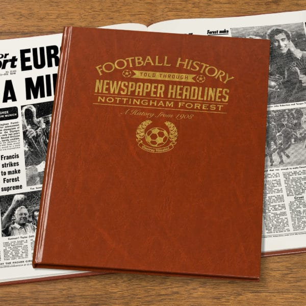 nottingham forest book