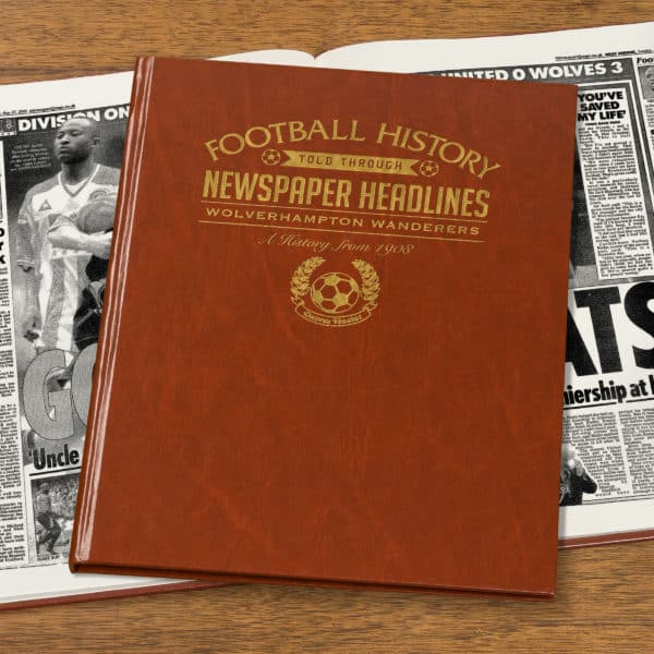wolves football book