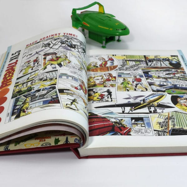 gerry anderson comic collection book
