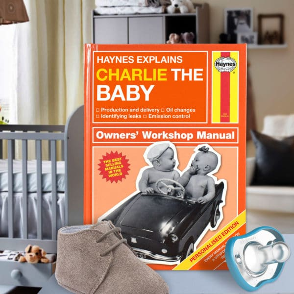 haynes explains babies manual
