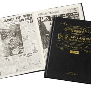 ww2 d-day landings book
