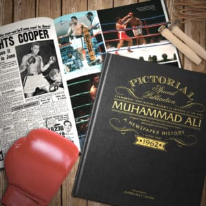 muhammad ali newspaper book