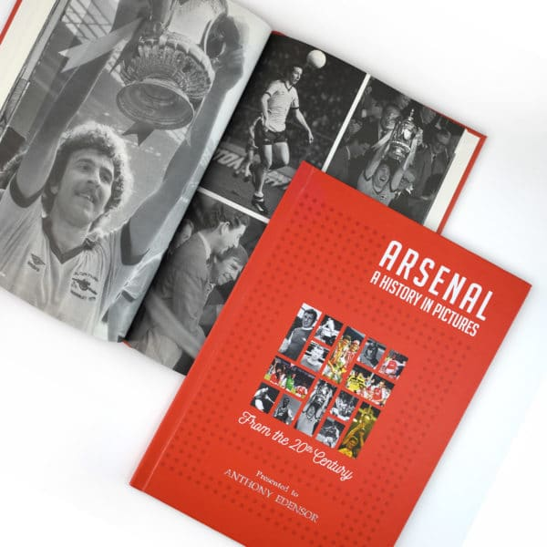 arsenal picture book