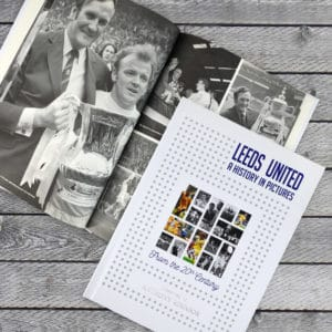 leeds united photo book