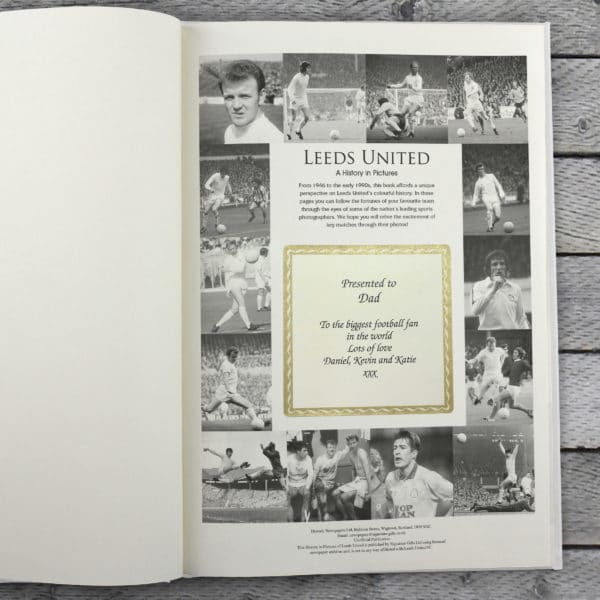 leeds photo book