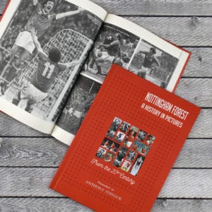 nottingham forest photo book