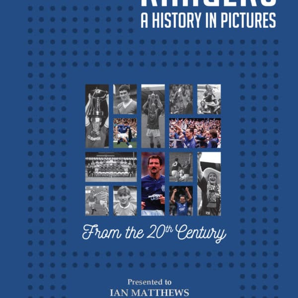 rangers picture book
