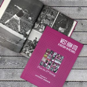 west ham photo book
