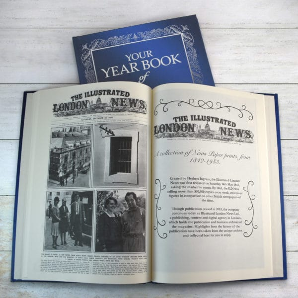 illustrated london news archive book