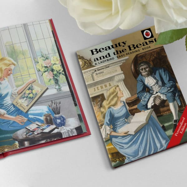 beauty and the beast ladybird book