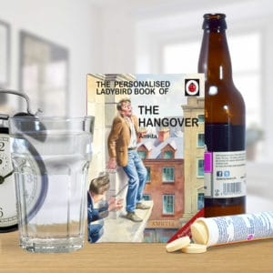 Ladybird The Hangover Book