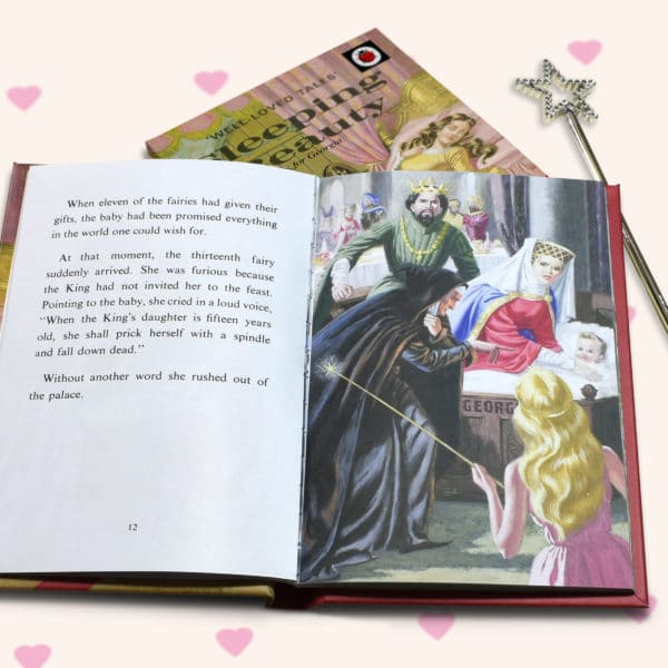 Ladybird Sleeping Beauty book