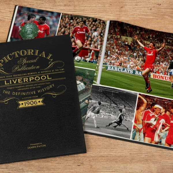 liverpool newspaper book