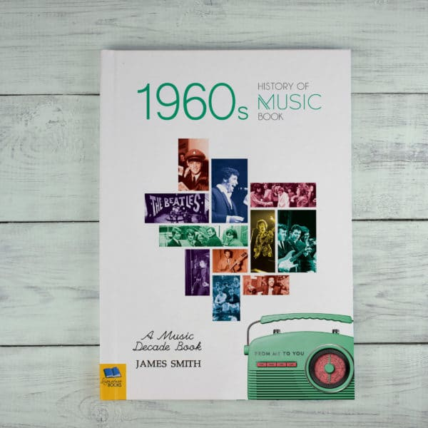 music history of the 1960s book