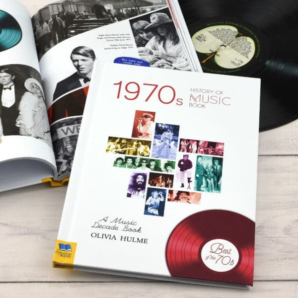 music history of the 1970s book