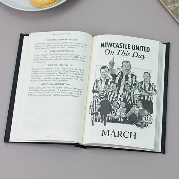 Newcastle On This Day Book