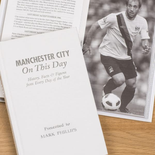 man city fact book
