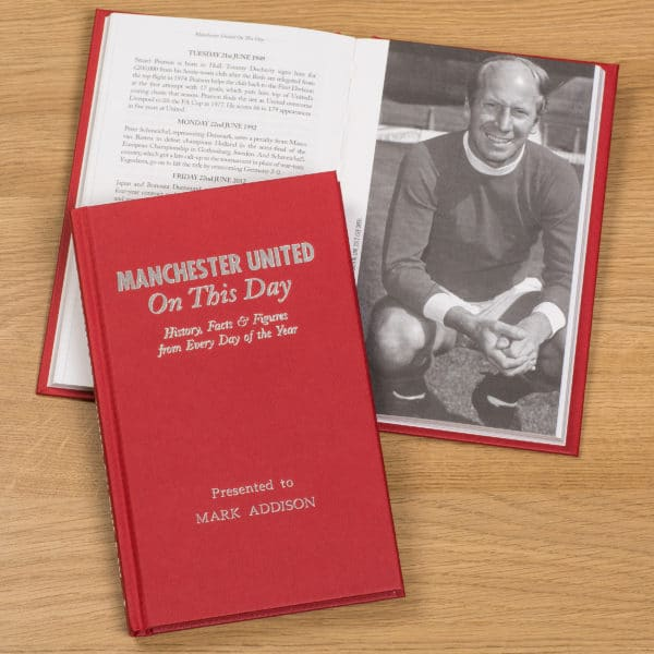 man United fact book