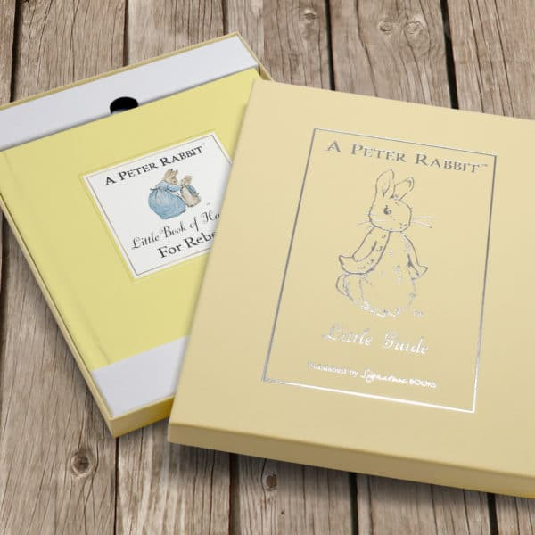 Peter Rabbit Little Book of Harmony gift boxed