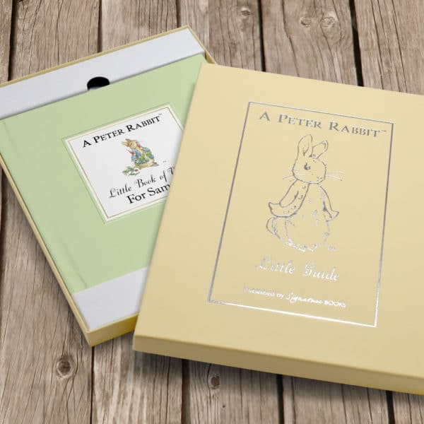 Peter Rabbit Little Book of Virtue gift boxed