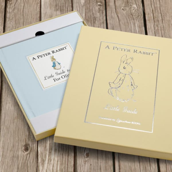 Peter Rabbit Little Guide to Life gift boxed