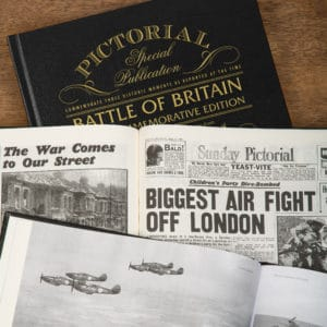 Battle of Britain Newspaper Book