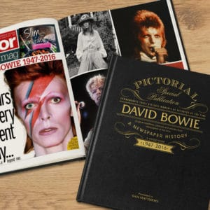 david bowie life book