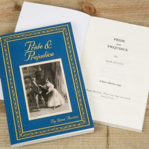 pride and prejudice book